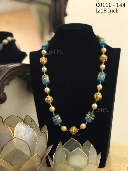 Exclusive Meenakari Design Mala