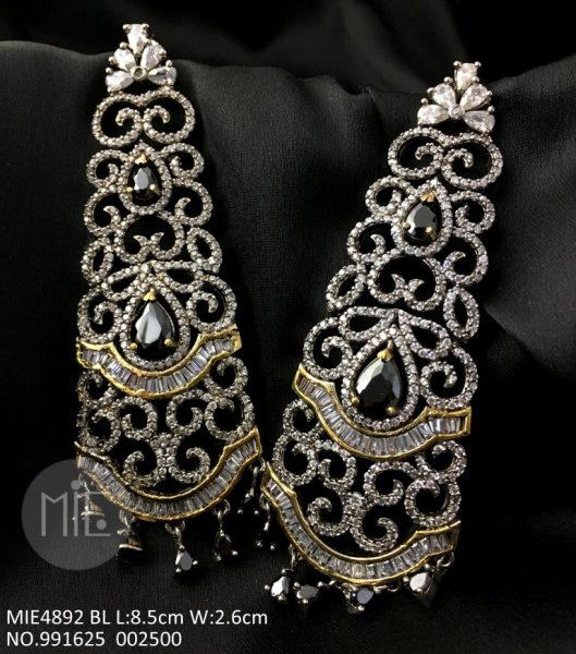 Victorian Long Earring