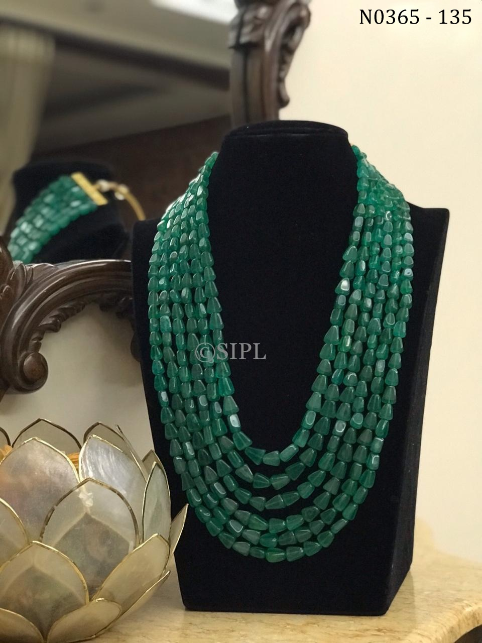 Traditional Design Necklace