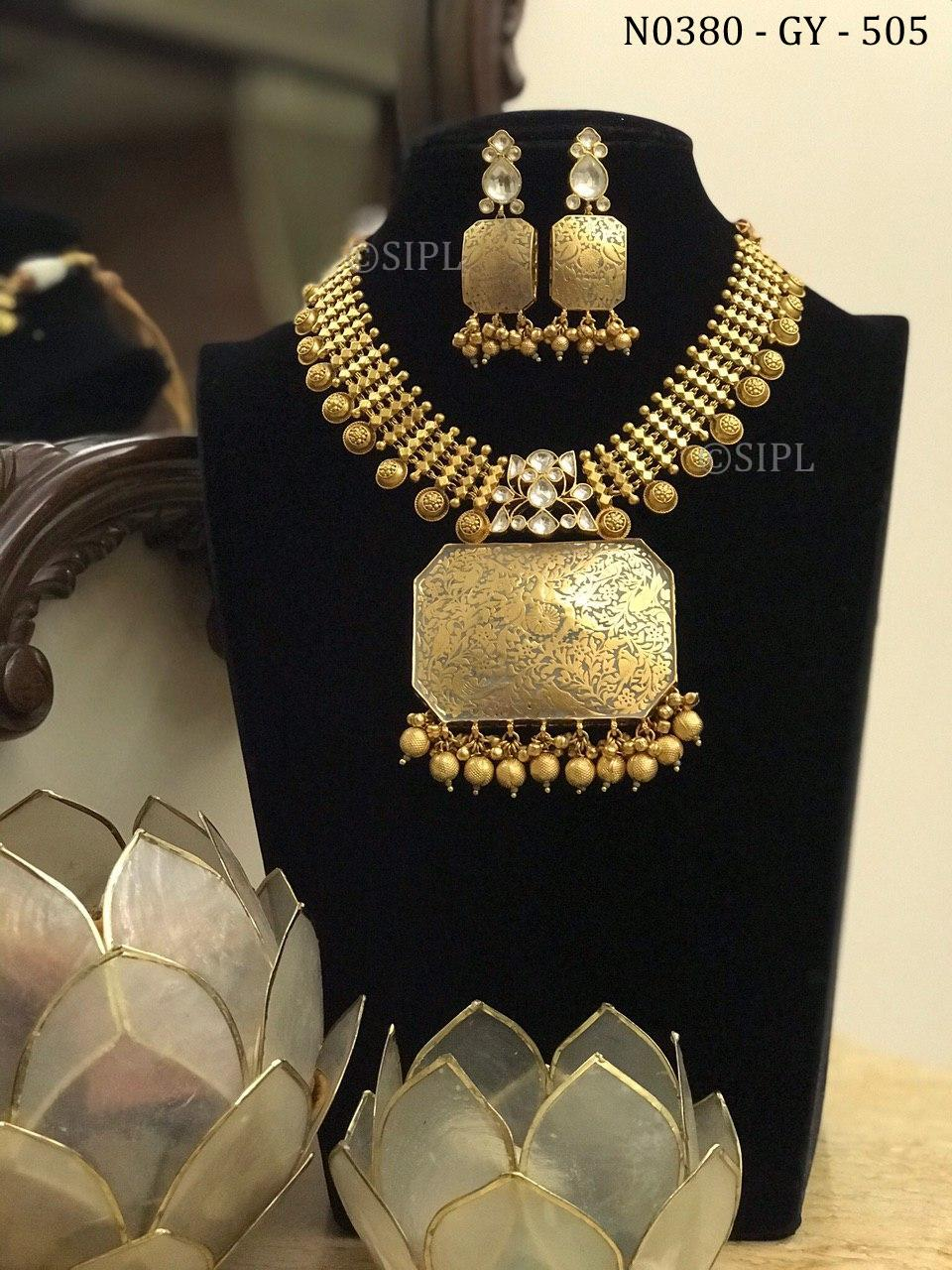 Amazing Southern Style Necklace Set