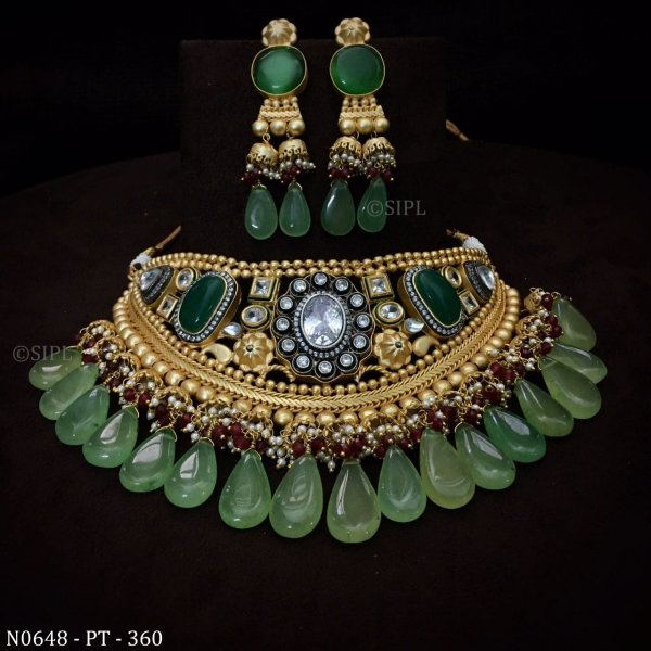 Designer Traditional Necklace Set