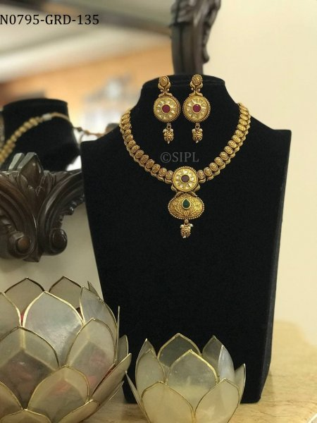 Amazing Design Southern Style Necklace Set